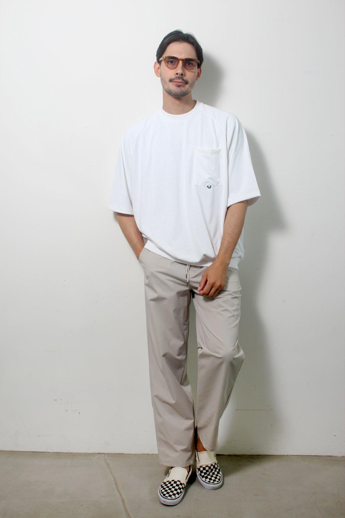 Short Sleeve RIB T-shirts 詳細画像12