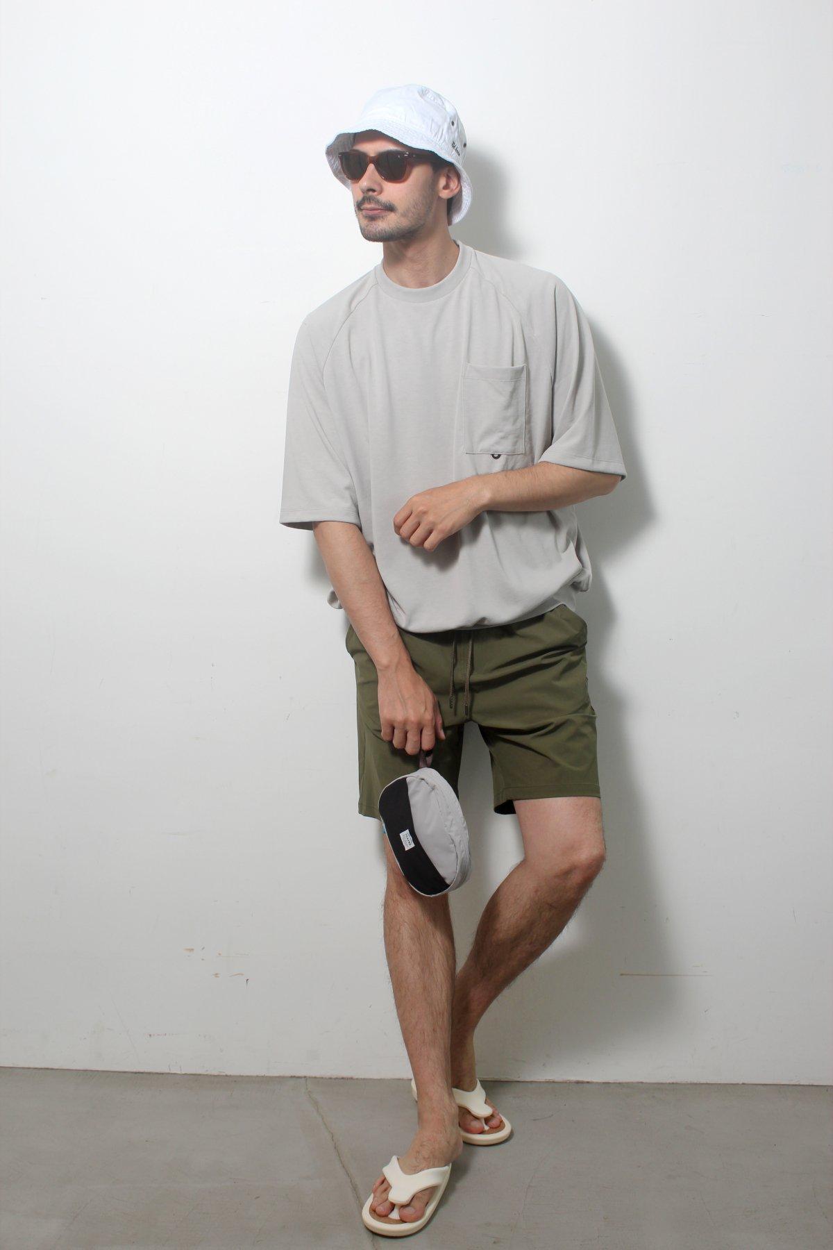 Short Sleeve RIB T-shirts 詳細画像13