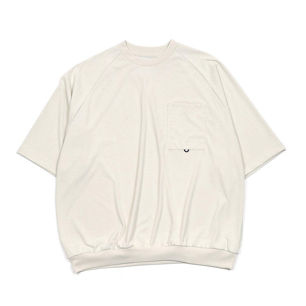 Short Sleeve RIB T-shirts 詳細画像15