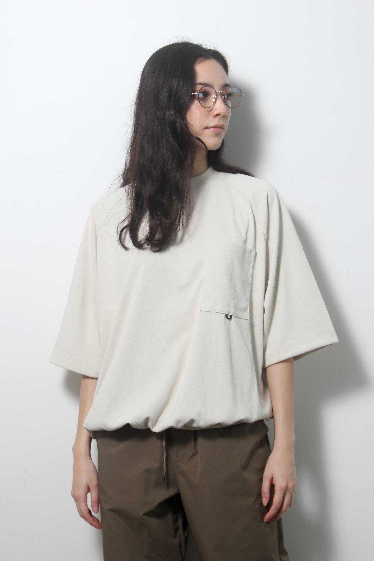 Short Sleeve RIB T-shirts 詳細画像2
