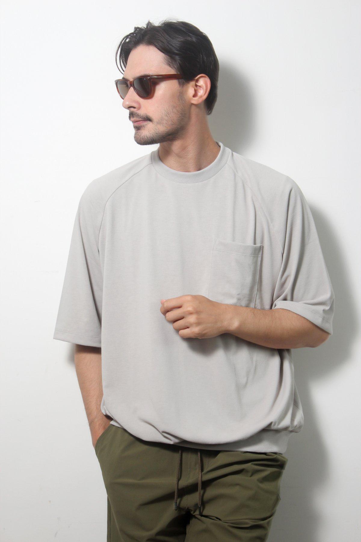 Short Sleeve RIB T-shirts 詳細画像4