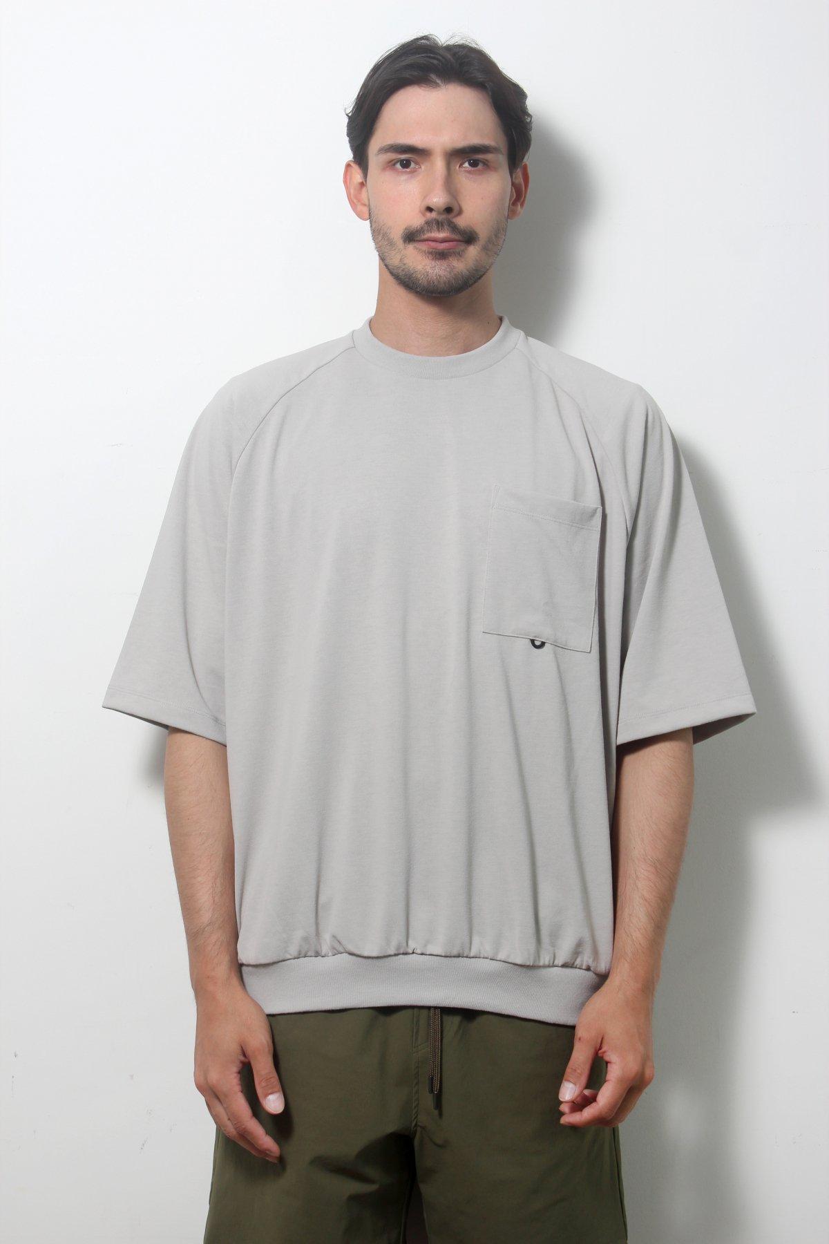 Short Sleeve RIB T-shirts 詳細画像5