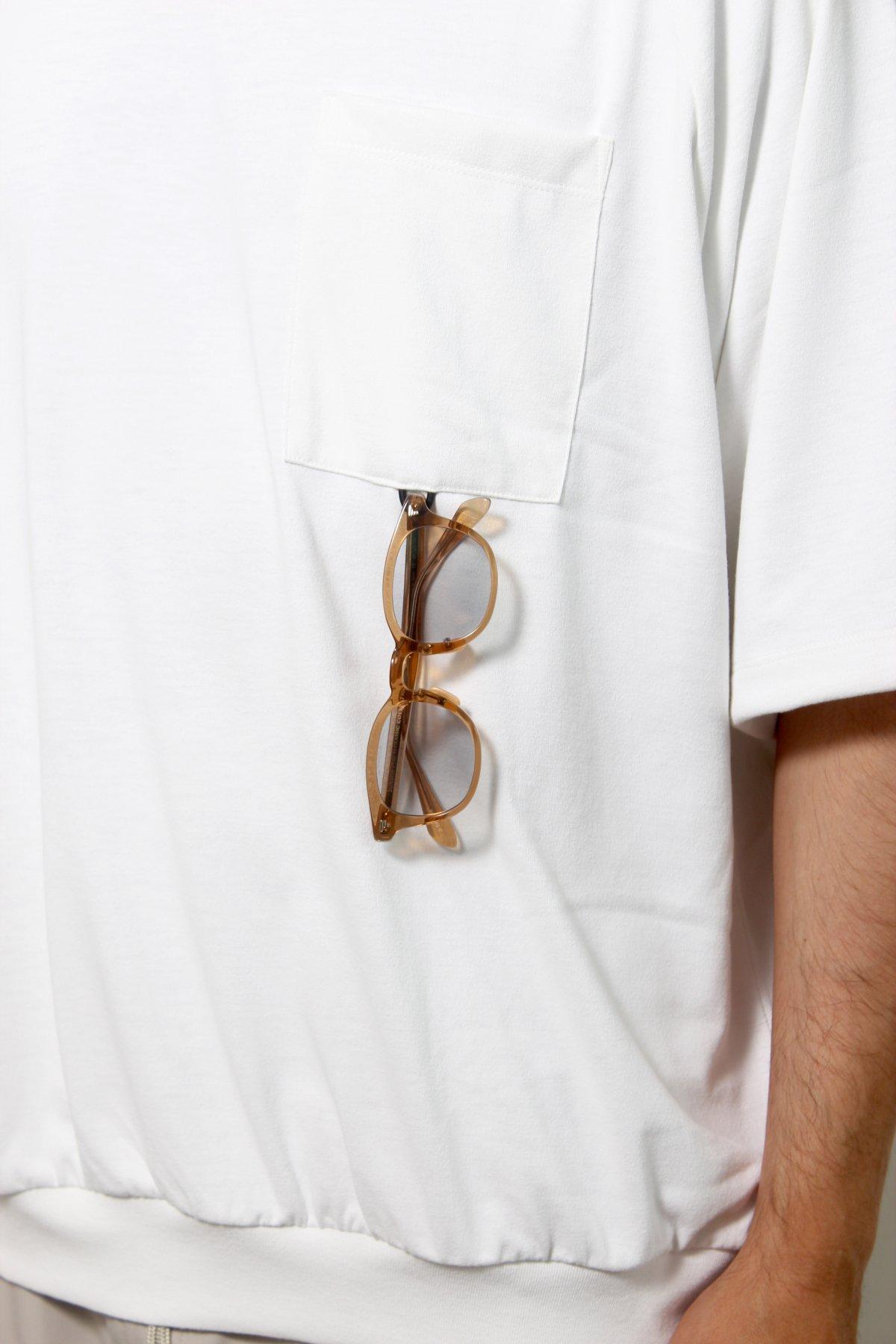 Short Sleeve RIB T-shirts 詳細画像8