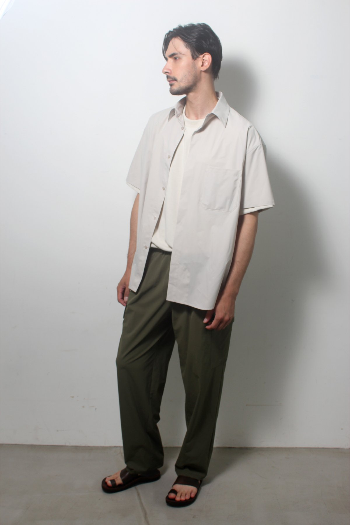 S/S Over size SHIRTS(SOLOTEX) 詳細画像10