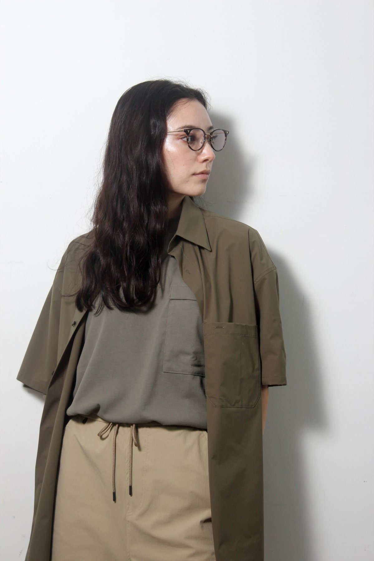 S/S Over size SHIRTS(SOLOTEX) 詳細画像3