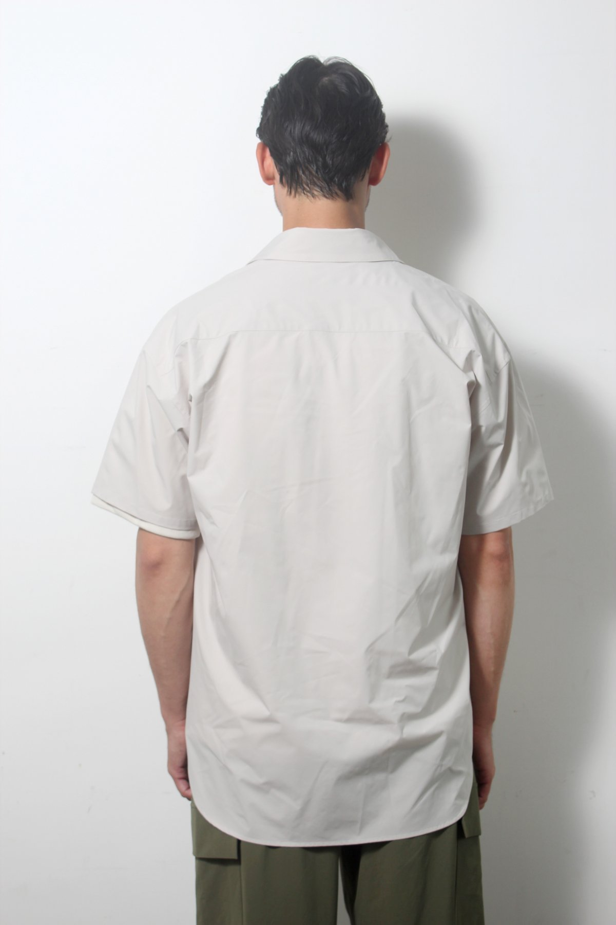 S/S Over size SHIRTS(SOLOTEX) 詳細画像8