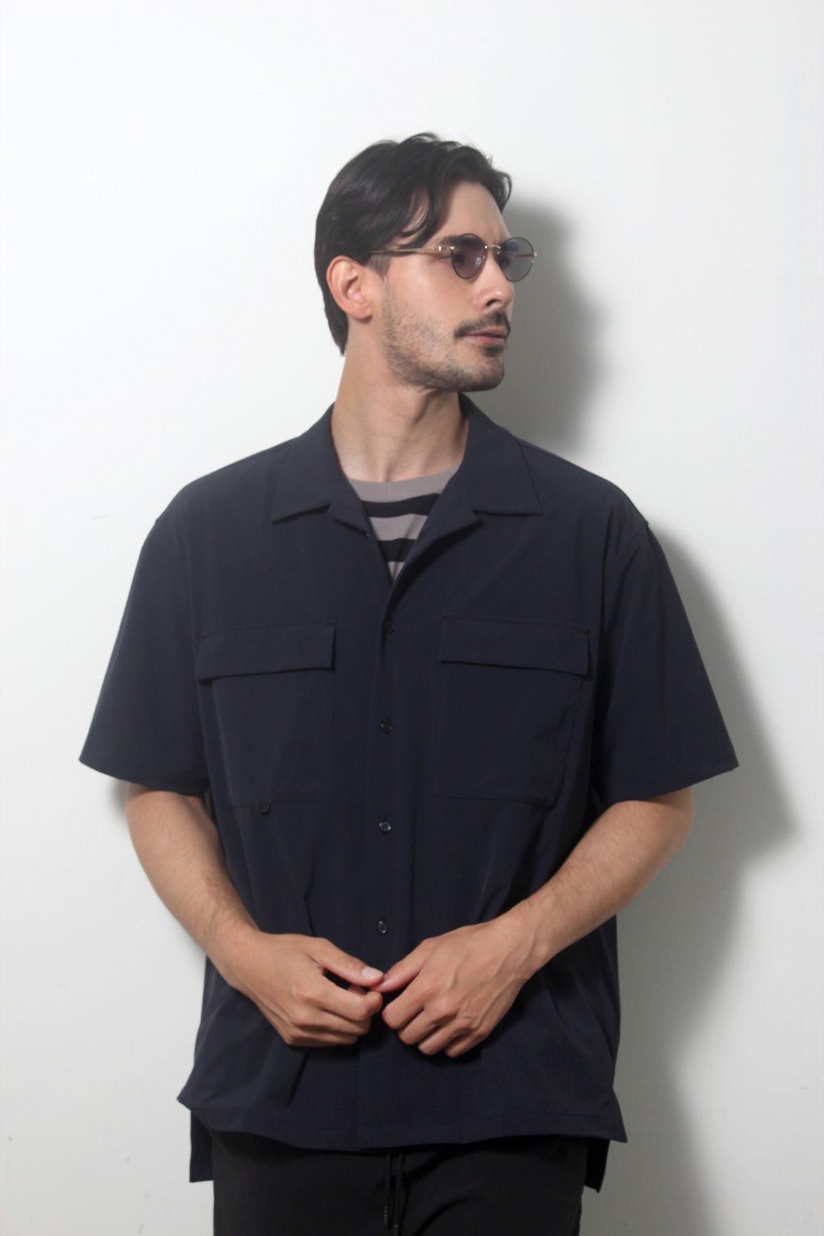 S/S W Pocket Shirts 詳細画像1