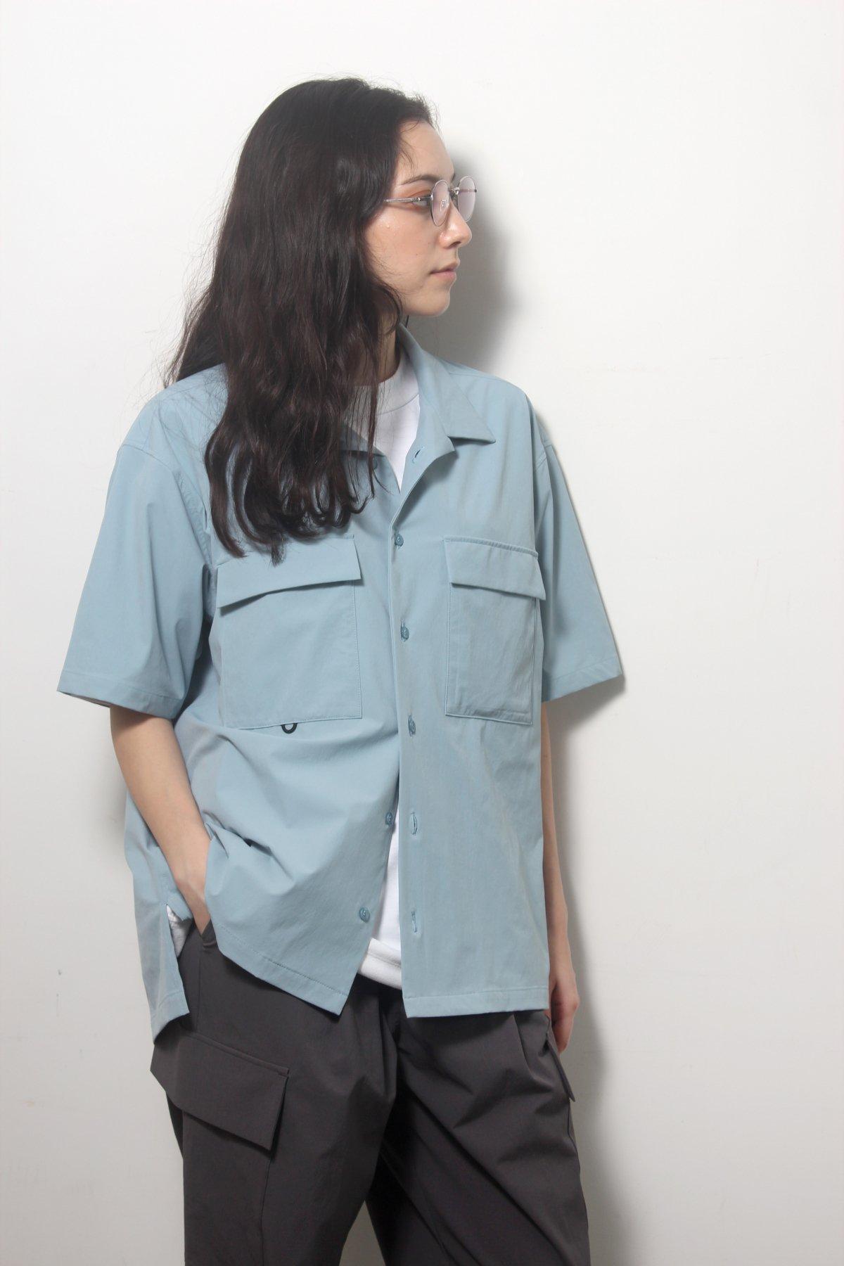 S/S W Pocket Shirts 詳細画像2