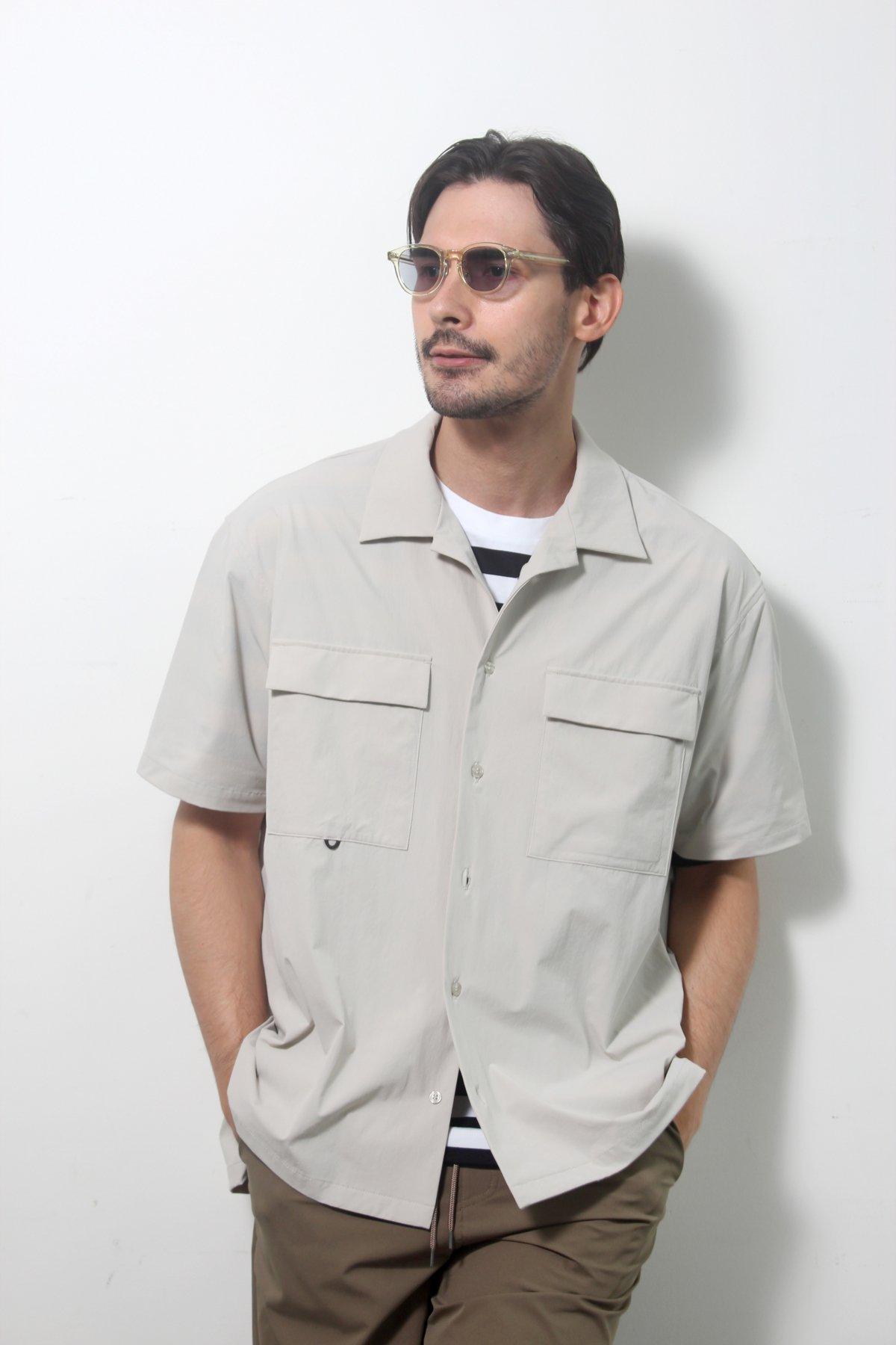 S/S W Pocket Shirts 詳細画像3