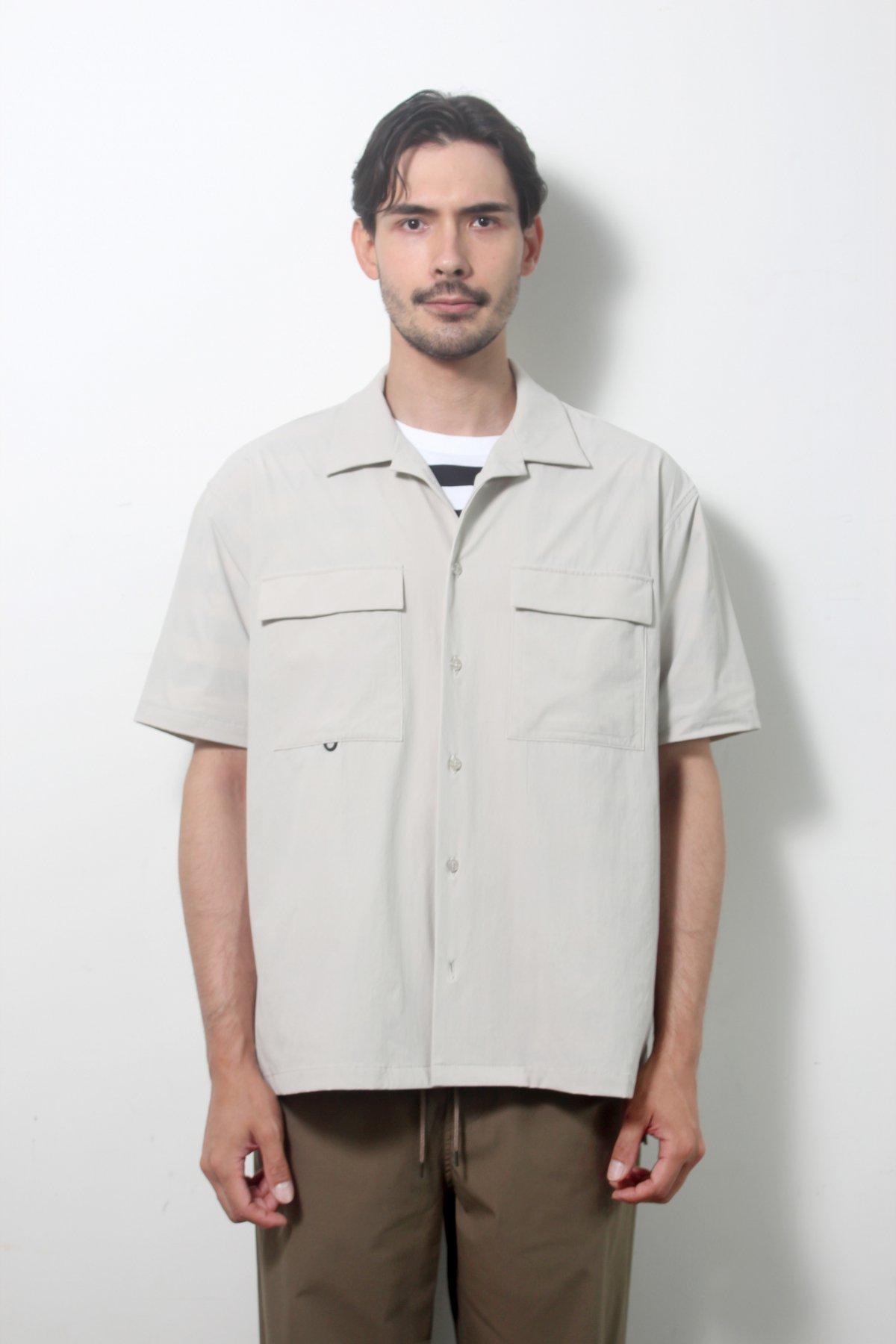 S/S W Pocket Shirts 詳細画像4