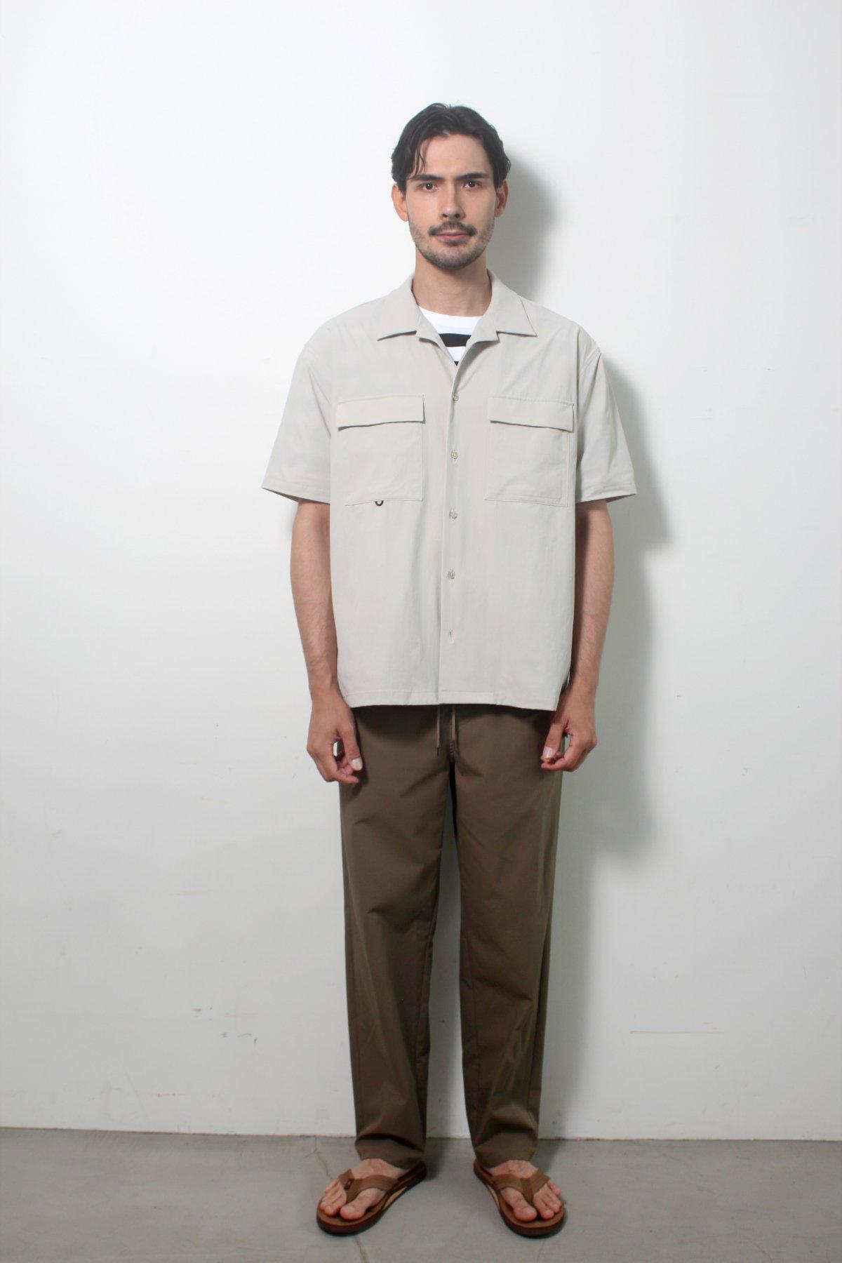S/S W Pocket Shirts 詳細画像7