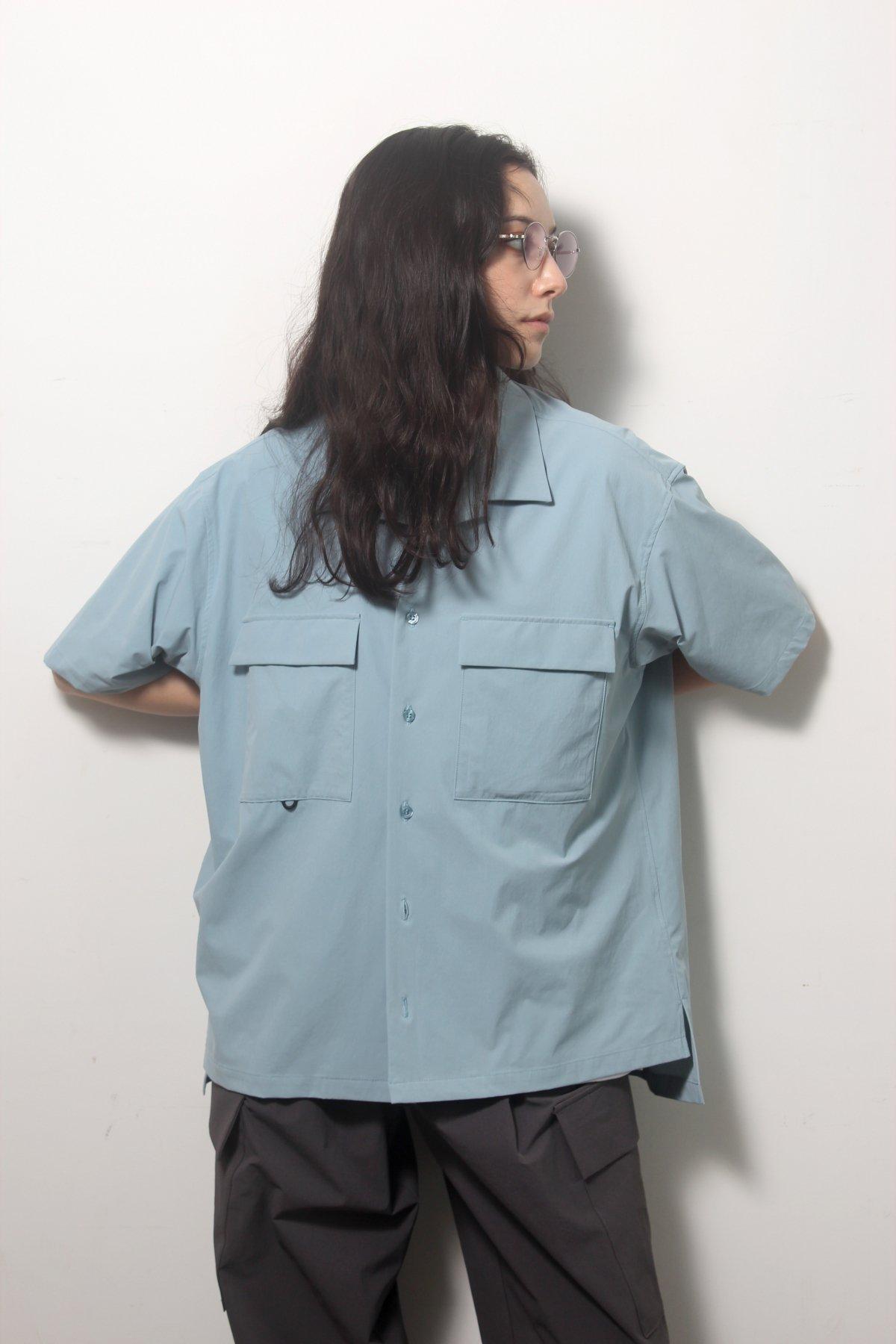 S/S W Pocket Shirts 詳細画像9