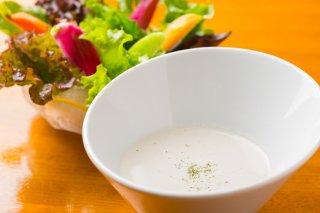 【新商品】旅館でお出ししている「牛蒡スープ」