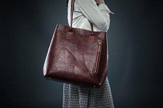 【ディスカバリー・トート】Discovery Tote Bag Vintage Red