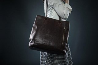 【ディスカバリー・トート】Discovery Tote Bag Chocolate Brown