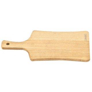 木製(タウアリ) 取っ手付きカッティングボード  21cm(32cm)×16cm DELICATE