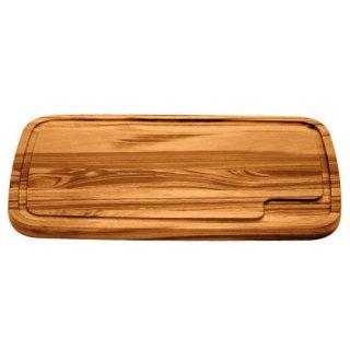 木製 カッティングボード 49cm×28cm CHURRASCO