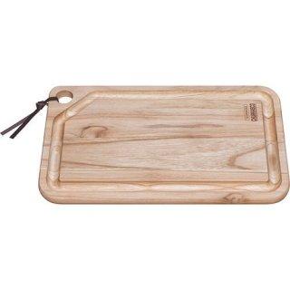 木製(チーク) ボード溝 400×240×18 CHURRASCO