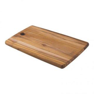 抗菌 木製(チーク) カッティングボード 28×19cm KITCHEN