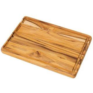 アドバンス 抗菌木製まな板 S リバーシブル 28×19cm