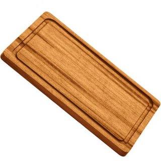 木製 カッティングボード 30cm×21cm BARBECUE