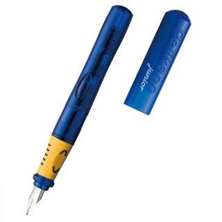 ペリカン 万年筆 ペリカーノジュニア 左利き用 ブルー