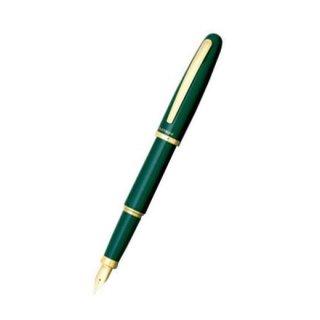 プラチナ万年筆 万年筆 バランスコレクション グリーン PGB−3000 #49
