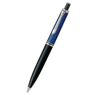 ペリカン ボールペン スーベレーン 青縞 K405