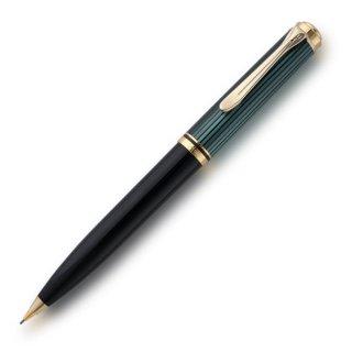 ペリカン ペンシル スーベレーン 緑縞 D600