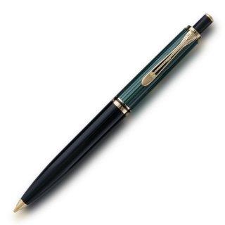 ペリカン ペンシル スーベレーン 緑縞 D400