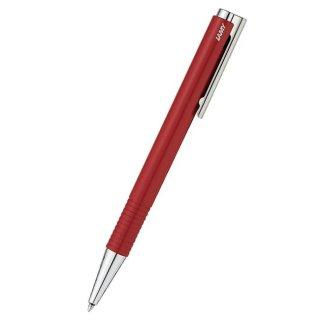 ラミー ボールペン ロゴプラス レッド L204MPL−RD