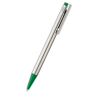 ラミー ボールペン ロゴステンレス グリーン L205GN