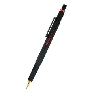 ロットリング メカニカルペンシル(0.7mm) 800シリーズ ブラック 1904446