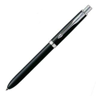 パーカー 複合筆記具(ボールペン黒・赤・シャープ0.5mm)ソネット オリジナル マルチファンクション ラックブラックCT S111306120