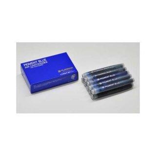 プラチナ万年筆 カートリッジインク カーボンインク(水性顔料インク) SPG−500 ブルー  #60