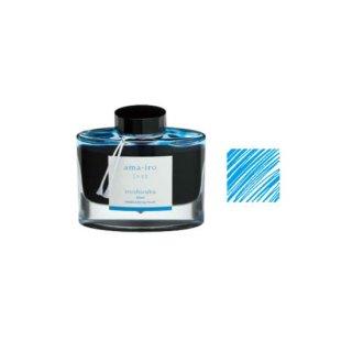 パイロット ボトルインク 色彩雫 50ml INK−50−AMA アマイロ(天色)