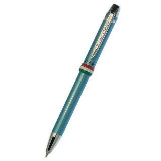 【即納対応商品】 オロビアンコ 複合筆記具(ボールペン黒・赤・シャープ0.5mm)トリプロ アズーロ 1951206
