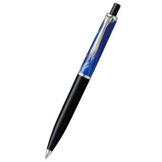 ペリカン ボールペン クラシック マーブルブルー K205