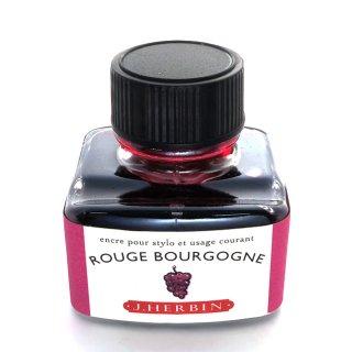 エルバン ボトルインク トラディショナルインク 30ml ROUGE BOURGOGNE/ブルゴーニュレッド 13028