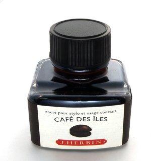 エルバン ボトルインク トラディショナルインク 30ml CAFE DES ILES /アイランドカフェ 13046