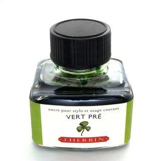 エルバン ボトルインク トラディショナルインク 30ml VERT PRE /ライトグリーン 13031