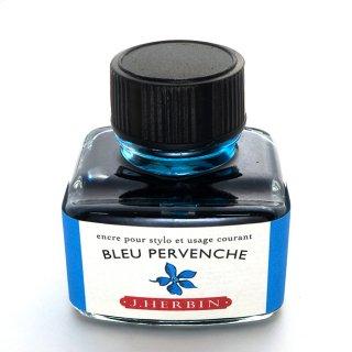 エルバン ボトルインク トラディショナルインク 30ml BLEU PERVENCHE /ツルニチソウ 13013