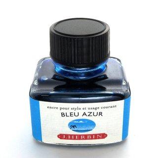 エルバン ボトルインク トラディショナルインク 30ml BLEU AZUR /ブルーアズール 13012