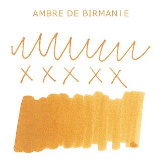 エルバン ボトルインク トラディショナルインク 10ml AMBRE DE BIRMANIE /ビルマの琥珀 11541