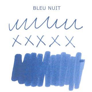 エルバン ボトルインク トラディショナルインク 10ml BLEU NUIT /ナイトブルー 11519