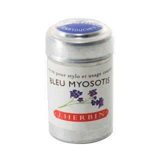 エルバン カートリッジインク トラディショナルインク  BLUE MYOSOTIS /忘れな草ブルー 20115