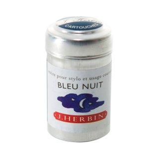エルバン カートリッジインク トラディショナルインク  BLEU NUIT /ナイトブルー 20119