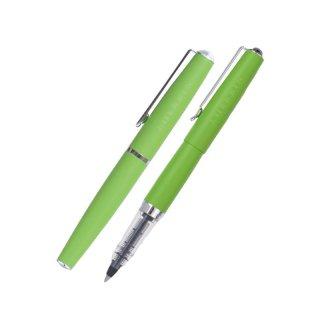 エルバン カートリッジインク用ペン ブラス グリーン 21631