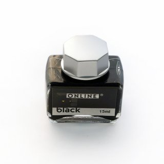 オンライン ボトルインク ブラック 15ml