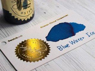 ロバートオスター ボトルインク ブルー ウォーター アイス RO-50191
